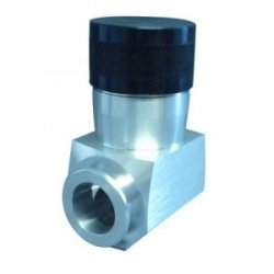 Straight way valve KF