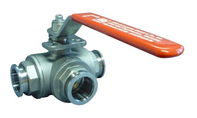 three way ball valve small flange 40 stainless steel manually rh novotek vacuum com Manual Labor Manually Pair Apple Watch