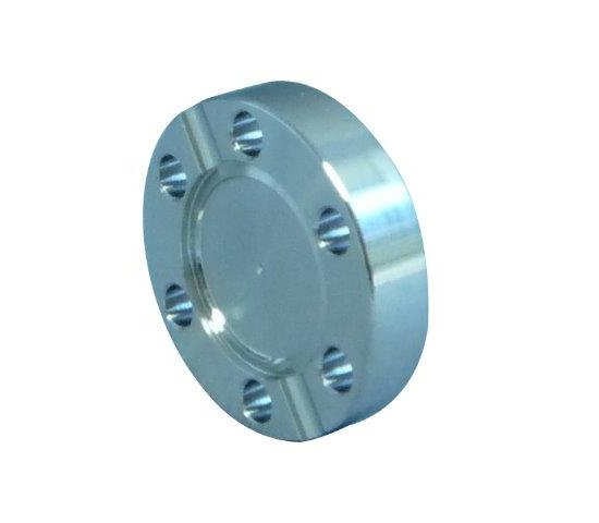 Bild 1 - CF-double-sided blind flange DN 63 Øa=113,5 / b=17,5