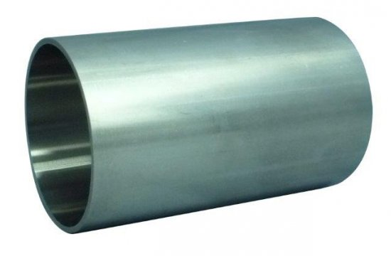 Bild 1 - Pipe welded, 316L Ø108x3 at EN ISO 1127