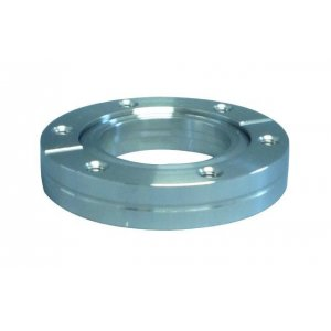 CF-welding flange 316L turnable with threaded holes DN 16 Øa=34 / b=7,6 / Ød=18 / Øf=16,5 / e=4,8