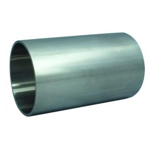 Pipe welded, 316L Ø18x1 at EN ISO 1127