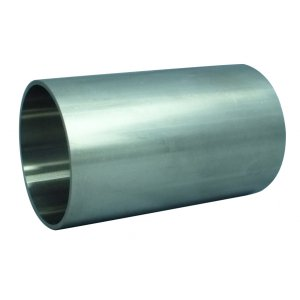 Pipe welded, 316L Ø101,6x2,11 at EN ISO 1127